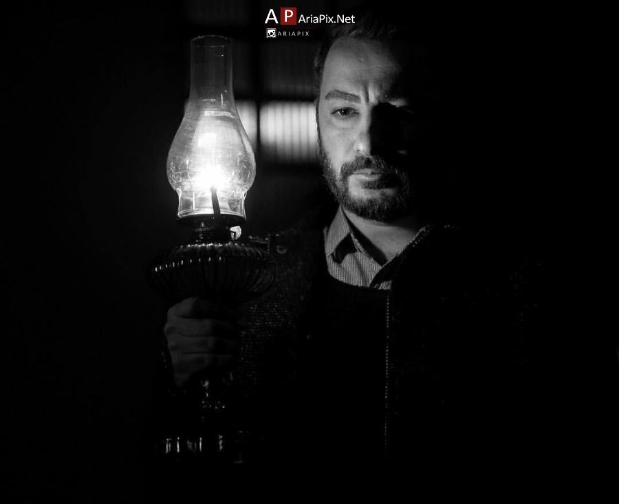 نوید محمدزاده بازیگر فیلم خفگی جیرانی