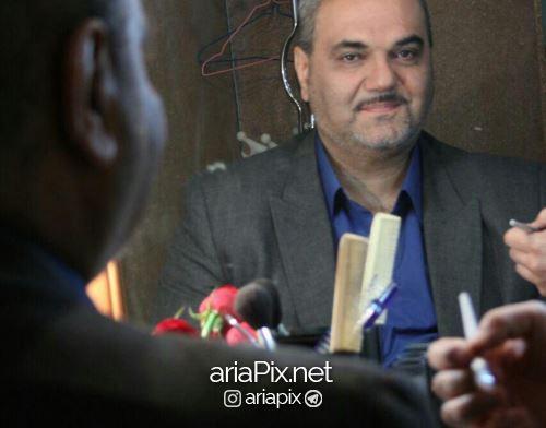 بیوگرافی جواد خیابانی +گفتگو با او و همسرش