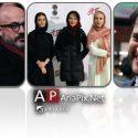 عکسهای مراسم اکران خصوصی فیلم لاک قرمز با حضور هنرمندان