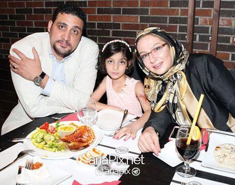 بیوگرافی لاله صبوری و همسرش و فرزندانش +گفتگو و عکسها