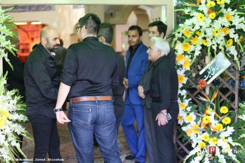 ختم مادر علی مسعودی