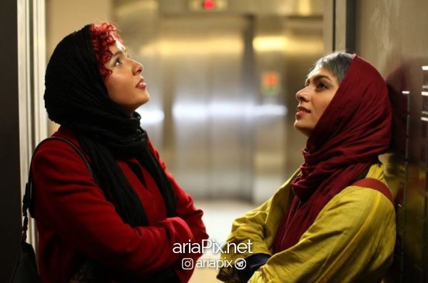 مادر قلب اتمی با بازی ترانه علیدوستی
