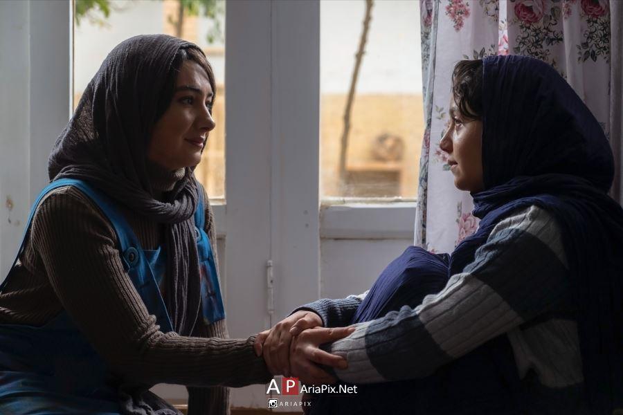 هانیه توسلی و نازنین بیاتی بازیگران زن مادری