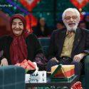 دانلود برنامه خندوانه با حضور جمشید مشایخی و همسرش