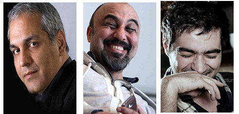 مهران مدیری,شهاب حسینی و رضا عطاران مهمانان ویژه برنامه سال تحویل شبکه سه !
