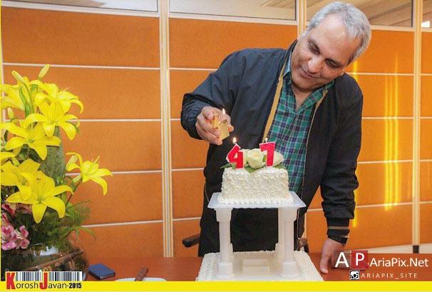 تولد مهران مدیری, جشن تولد مهران مدیری 47 سالگی