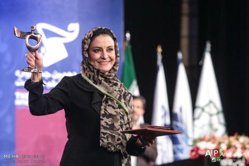 مریلا زارعی و پرویز پرستویی بهترین بازیگران جشنواره مقاومت شدند + نتایج