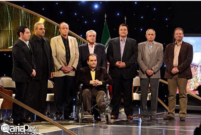 مجریان ورزشی برتر بیست ساله شبکه سه برنامه 3 ستاره