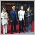تصاویر فرش قرمز فیلم محمد رسول الله (ص) در جشنواره مونترال کانادا