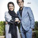 امیر علی نبویان و همسرش + ازدواج امیر علی نبویان