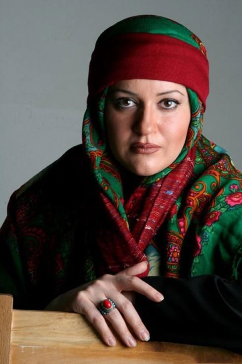 عکس جدید از نعیمه نظام دوست بازیگر سینما و تلویزیون