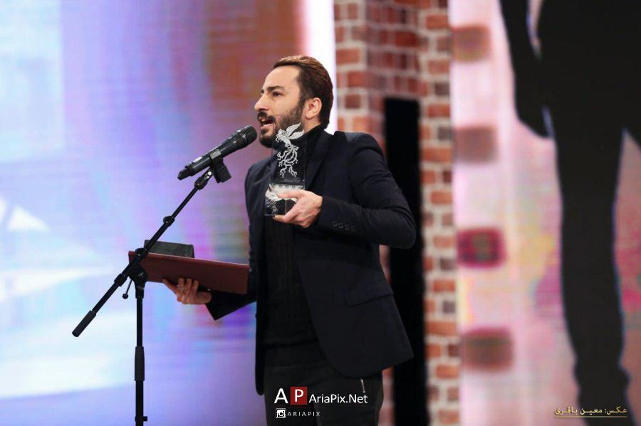 نوید محمدزاده در جشنواره فجر 95