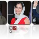 عکسهای ترانه علیدوستی و شهاب حسینی در نشست خبری فیلم فروشنده