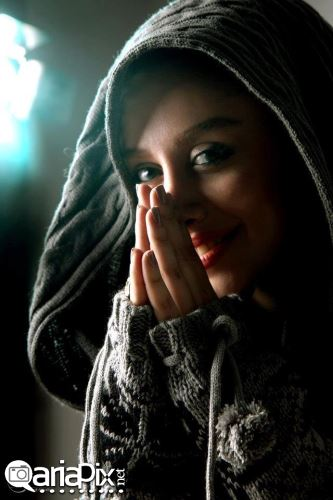 تصاویر نوش آفرین رحمانی بازیگر زن
