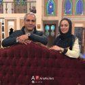 سمانه پاکدل در برنامه دورهمی +دانلود ویدیو و گفتگو