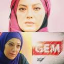 پردیس افکاری بازیگر زن به شبکه جم Gem پیوست + بیوگرافی اش
