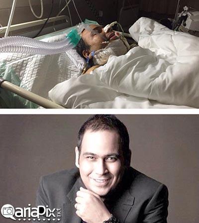 رضا داود نژاد در ای سی یو, آخرین وضعیت بیماری رضا داوود نژاد