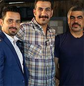 سروش صحت محمد نادری خلیج فارس