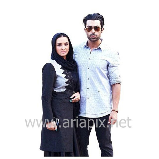روناک یونسی و همسرش, روناک یونسی و محسن میری