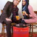 عکسها و بیوگرافی رضا رویگری و همسرش تارا کریمی +گفتگو