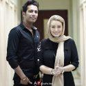 سحر قریشی و همسرش امید علومی در کنار هم + عکس جدید