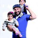 عکسها و بیوگرافی مجید صالحی و همسرش + فرزندانش