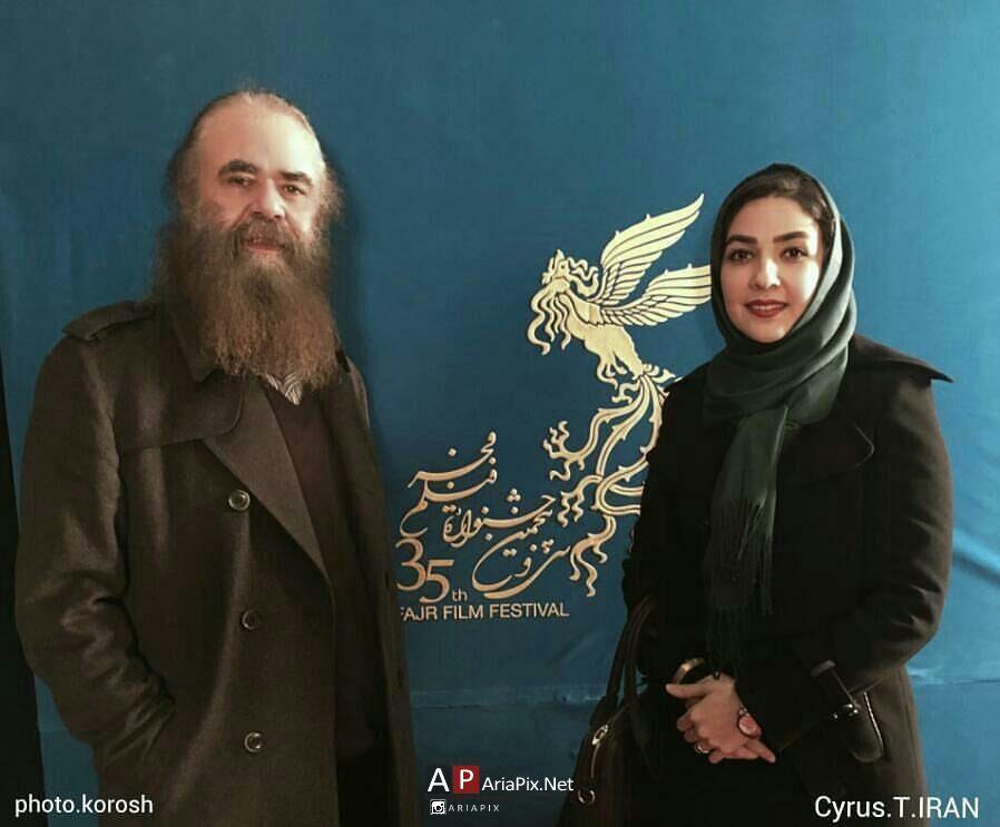 بیوگرافی و عکسهای سارا صوفیانی و همسرش