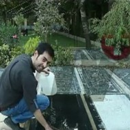 چالش سطل آب یخ شهاب حسینی