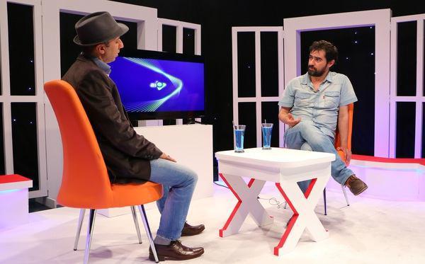 شهاب حسینی در برنامه سلفی