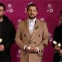 عکسهای مراسم افتتاحیه سی و چهارمین جشنواره فیلم فجر