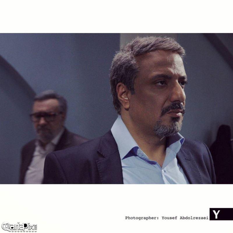 امیر جعفری نقش ناصر مامور امنیتی در تعبیر وارونه یک رویا