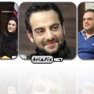 مراسم تقدیر از بازیگران و عوامل سریال پرده نشین