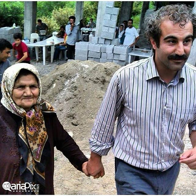 محسن تنابنده و عسل خاله, خاله محسن تنابنده