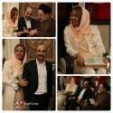 اولین عکس منتشر شده از محسن تنابنده و همسرش