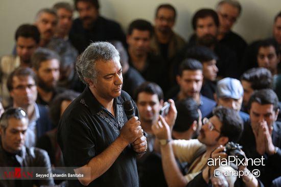 تشییع جنازه آرف لرستانی