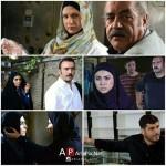 عکسها, داستان و بازیگران سریال پشت بام تهران + زمان پخش و آنونس