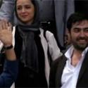 عکسهای مراسم استقبال از ورود عوامل و بازیگران فیلم فروشنده به ایران + فیلم