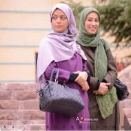 سحر زکریا بازیگر سریال در مورد سریال در حاشیه