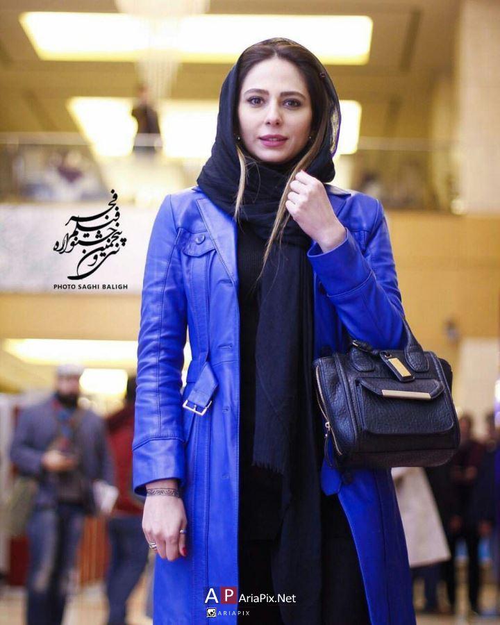 عکس بازیگران زن در جشنواره فجر