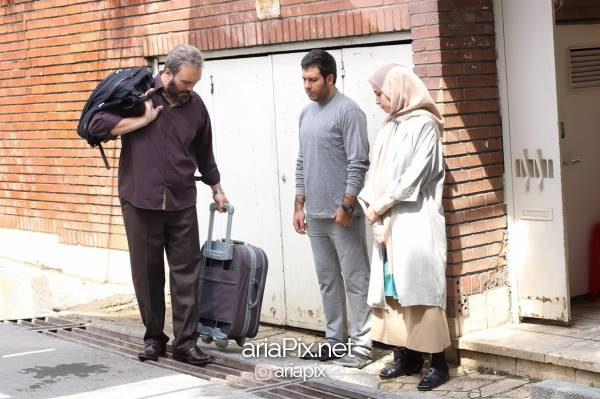 عکس بازیگران سریال زیر پای مادر