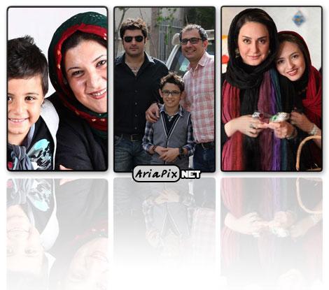 عکسهای بازیگران ایرانی اردیبهشت 91
