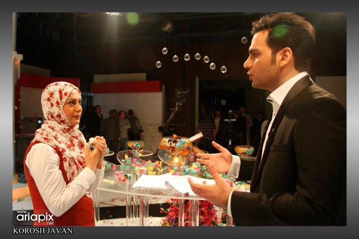 عکسهای مهمانان نوروز 91 احسان علیخانی