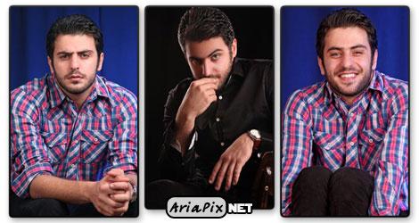 جدیدترین عکسهای علی ضیا مجری