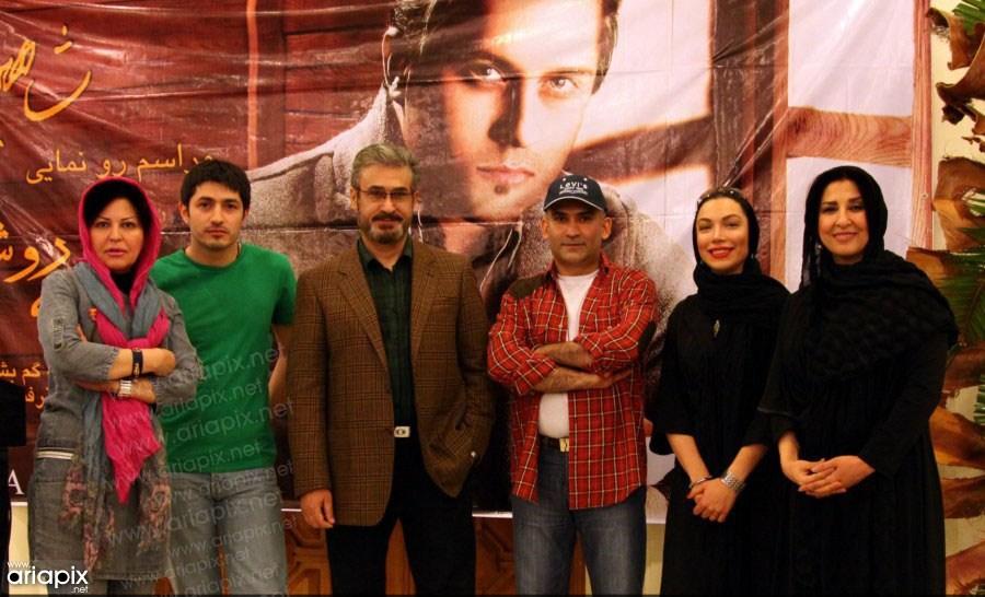 رونمایی از البوم سایه روشن با حضور بازیگران