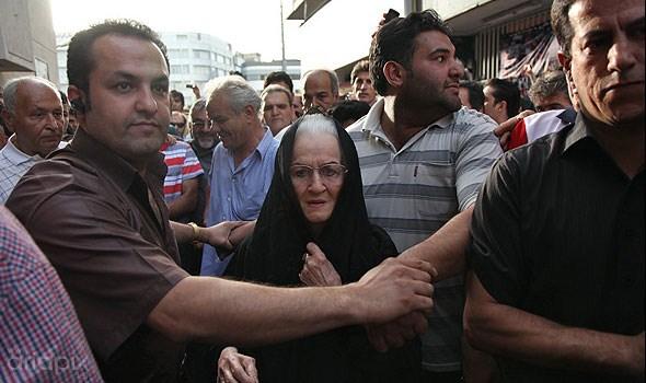 مراسم ختم مرحوم ایرج قادری
