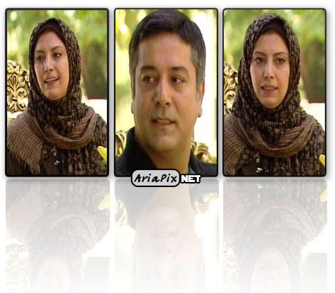 عکس های لادن مستوفی در خوشا شیراز