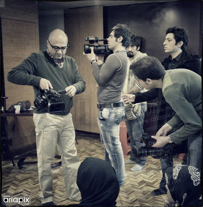 عکس های برنامه گپ بازیگران ایرانی