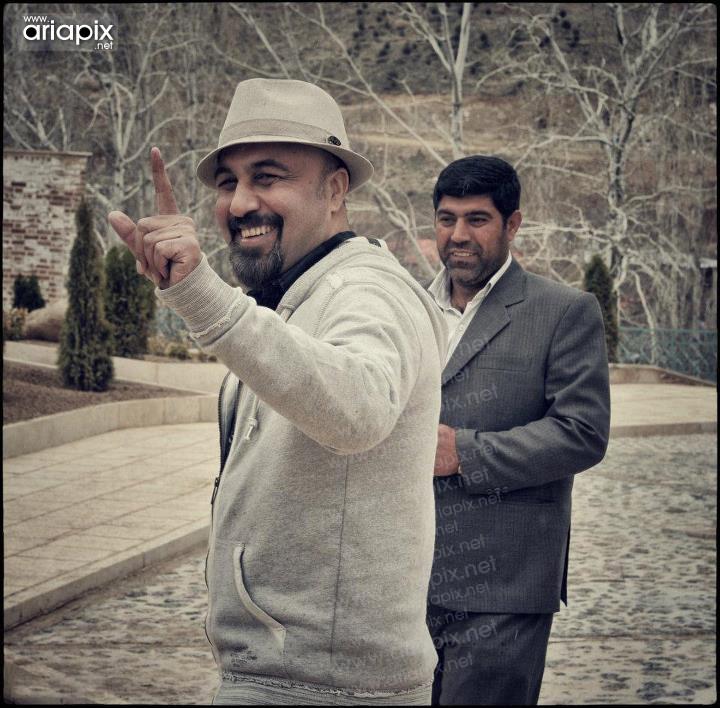 رضا عطاران در برنامه گپ,عکس جدید رضا عطاران 91