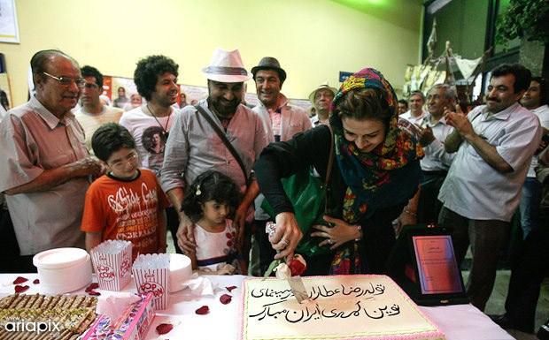 تولد رضا عطاران