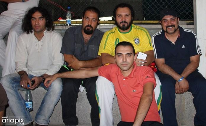 جام ستارگان با حضور بازیگران رمضان 91